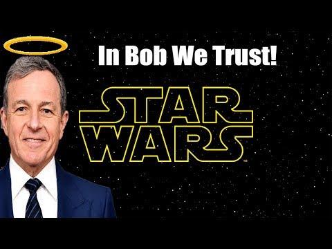 Bob Iger May have Saved Star Wars