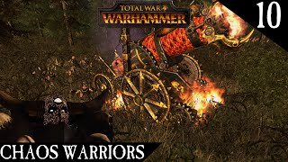 Lots of Corruption - Chaos Warriors - Total War: Warhammer Lets Play Part 10