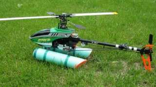 esky d 700 3d helicopter maiden flight and overview