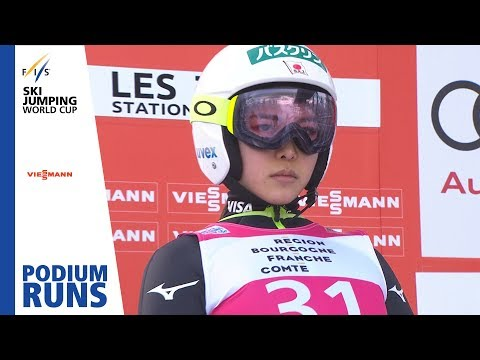 Sara Takanashi | Ladies' Normal Hill | Premanon | 2nd place | FIS Ski Jumping