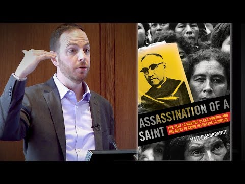 "Matt Eisenbrandt: ""Assassination of a Saint"" 