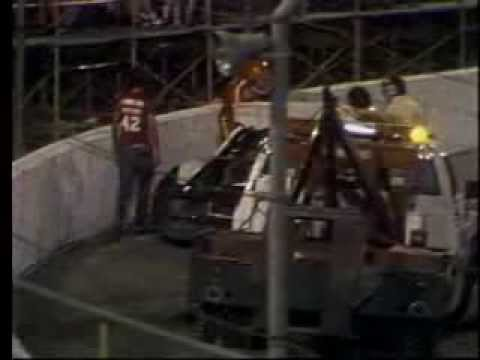 Part 3 of 3 -1980 Indianapolis Speedrome Outlaw Stocks Show Featuring Bobby Allison