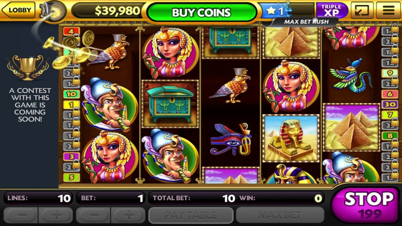 Caesars Slots Free Casino Free Games Video Games Youtube