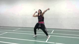 Zumba®fitness with Ira - Sia&Sean Paul - Mega Mix 53 - Cheap Thrills