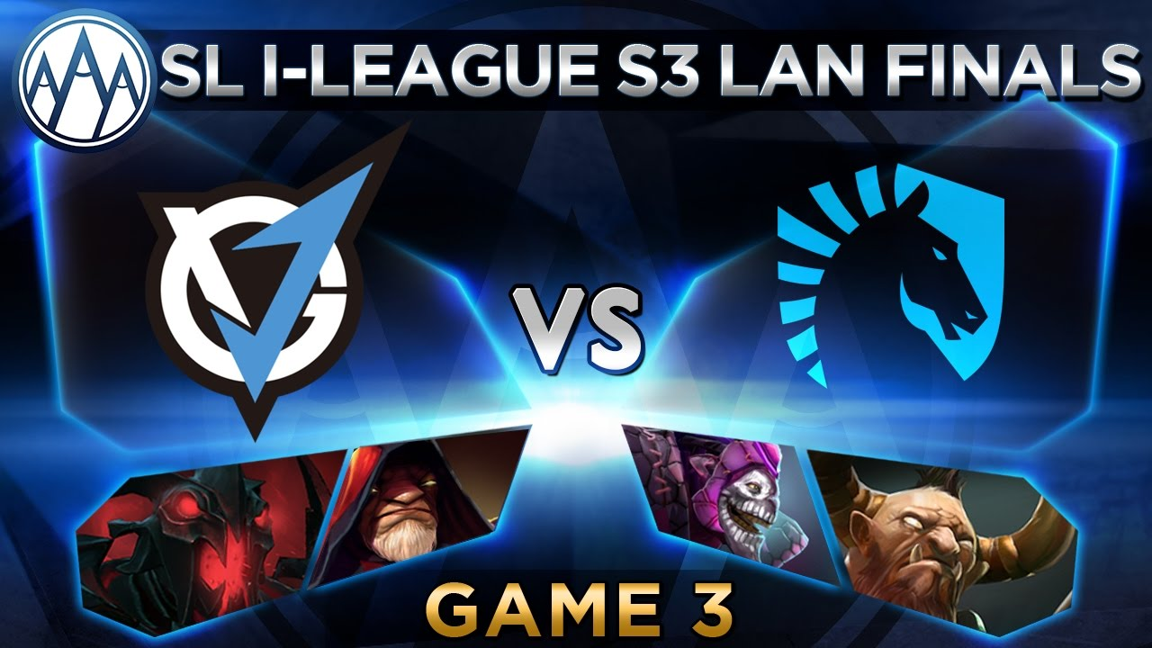 Liquid vs VG.J Game 3 - SL i-League StarSeries S3 LAN Finals Group Stage - @LyricalDota @Merlini