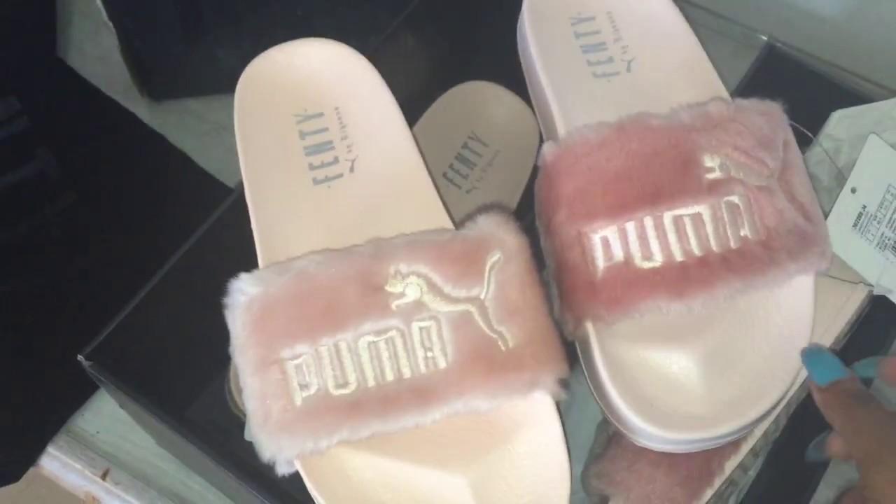 puma creepers real vs fake