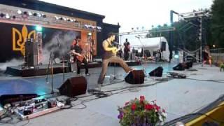The Crowd Loves Zrada, Winnipeg Polka-punk Band