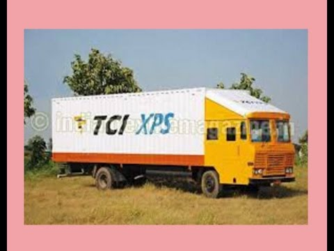 TCI XPS Courier Tracking Status Guide