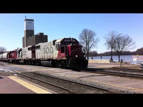 Amtrak Station Red Wing Minnesota