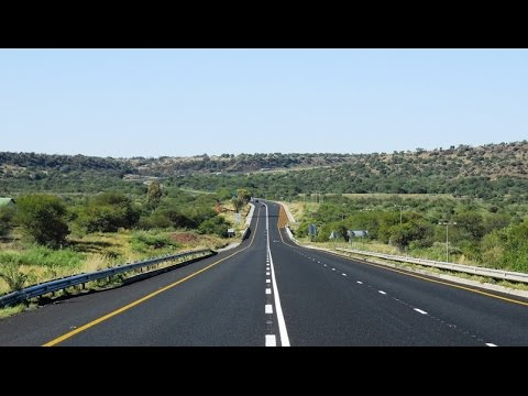 Sand River Heights (N1) - Mountain Passes of South Africa