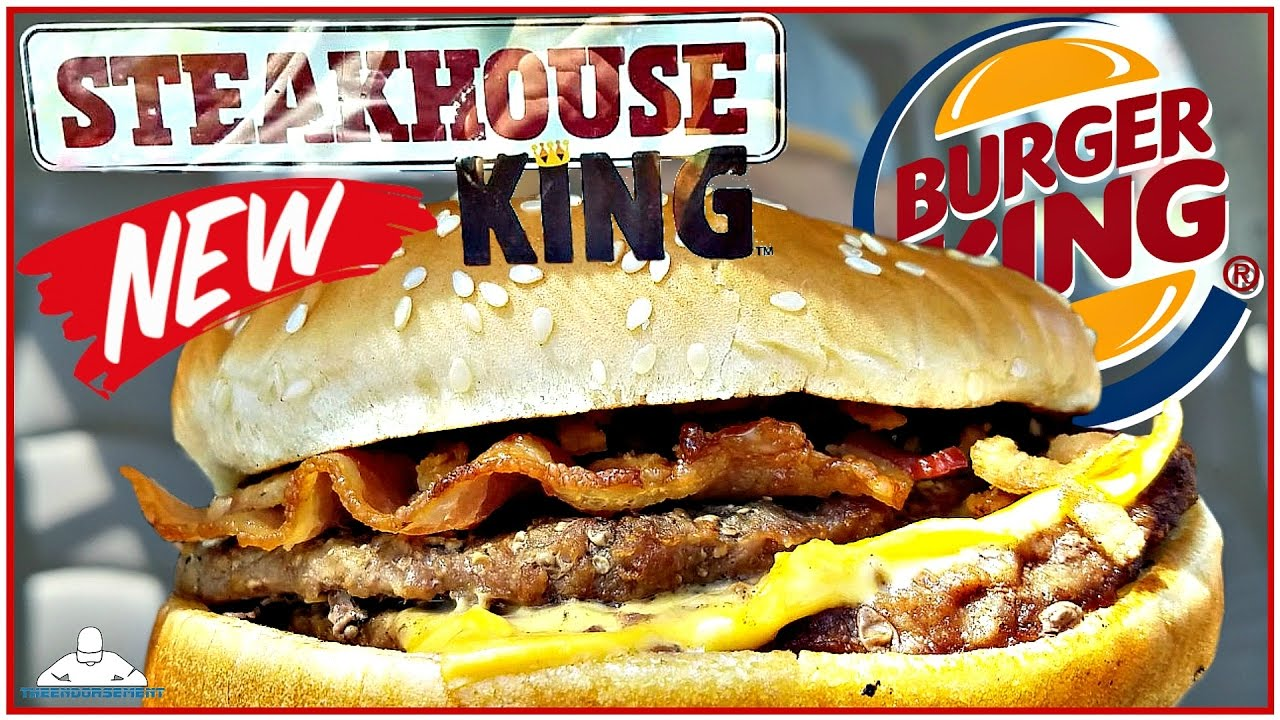 marketing mix burger king s steakhouse burger Burger king: developing a marketing mix for wendy's and the emerging fast-casual restaurant chains as a result, burger king needs to develop a marketing.