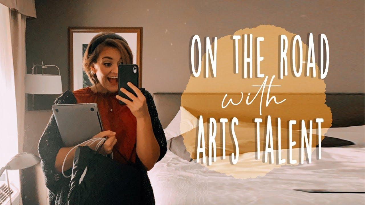traveling with arts international! ⭐️ || arts 2020