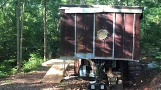 Offgrid Tinyhouse In N.c.