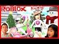 ゆめかわ ドーナツ工場 作ります😍 パパパパ をやっつけろ😜 ラッキーブロック タイクーン😎 ROBLOX Donuts Factory Tycoon