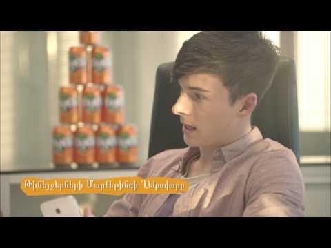 "Fanta - Big News | Armenia 30"""