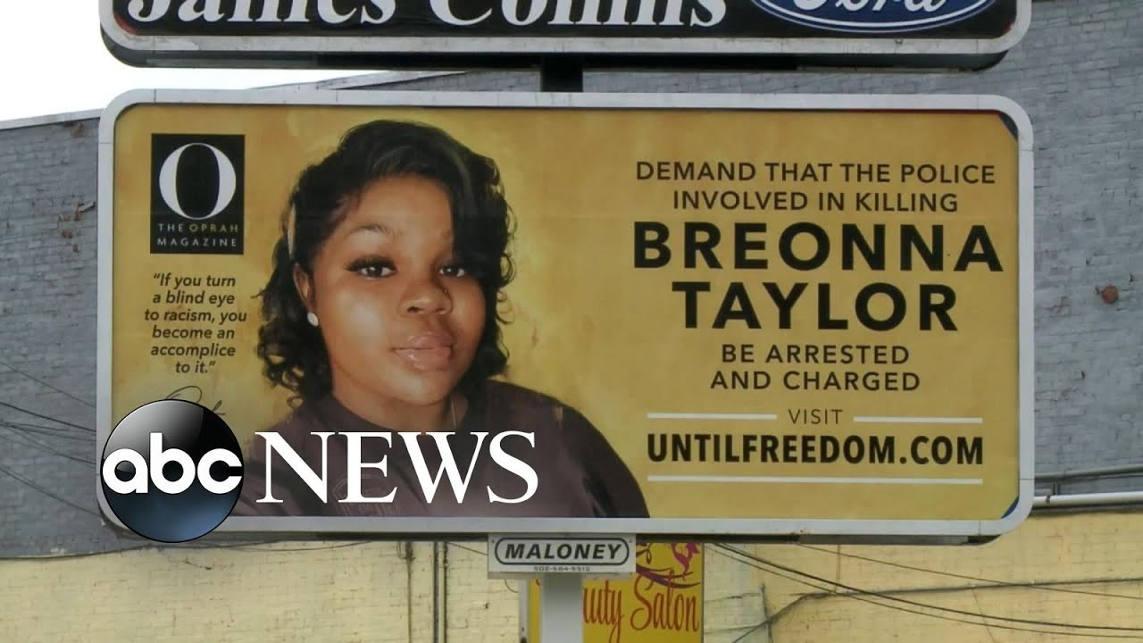 Oprah funds 26 billboards to demand justice for Breonna Taylor l GMA