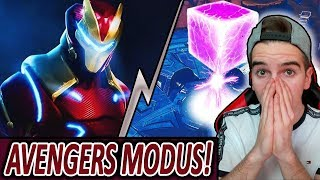 AVENGERS UPDATE 😱🔥 AVENGERS ENDGAME MODUS😍, NEUE SKINS & LOOT LAKE EVENT | Fortnite Battle Royale