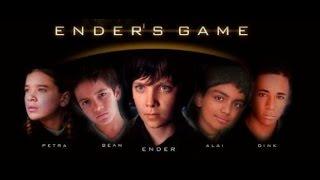 Игра Эндера  трейлер HD
