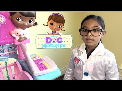 Doc McStuffins BEST EVER Compilation Videos  | Toys Academy