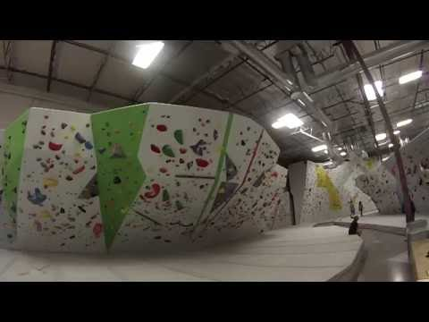 Climbing at Origin Climbing Center (Las Vegas Henderson, Nevada)