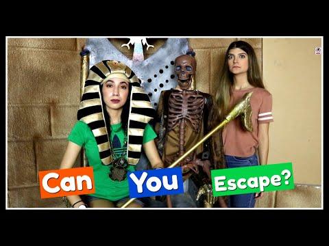 Τύποι Ανθρώπων στα Escape Rooms & Giveaway || fraoules22