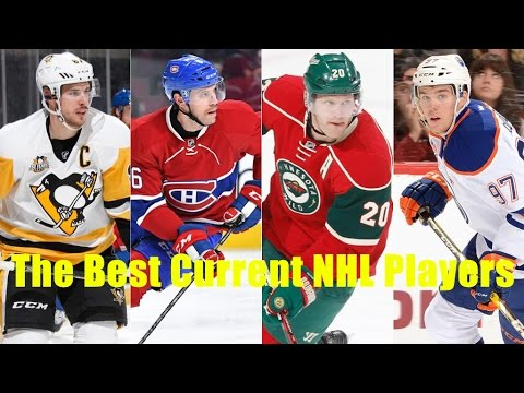 The Best Current NHL Players 2017