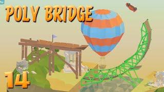 Update: Zwei neue Welten! | 14 | POLY BRIDGE