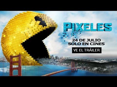 Pixeles | Tráiler Oficial