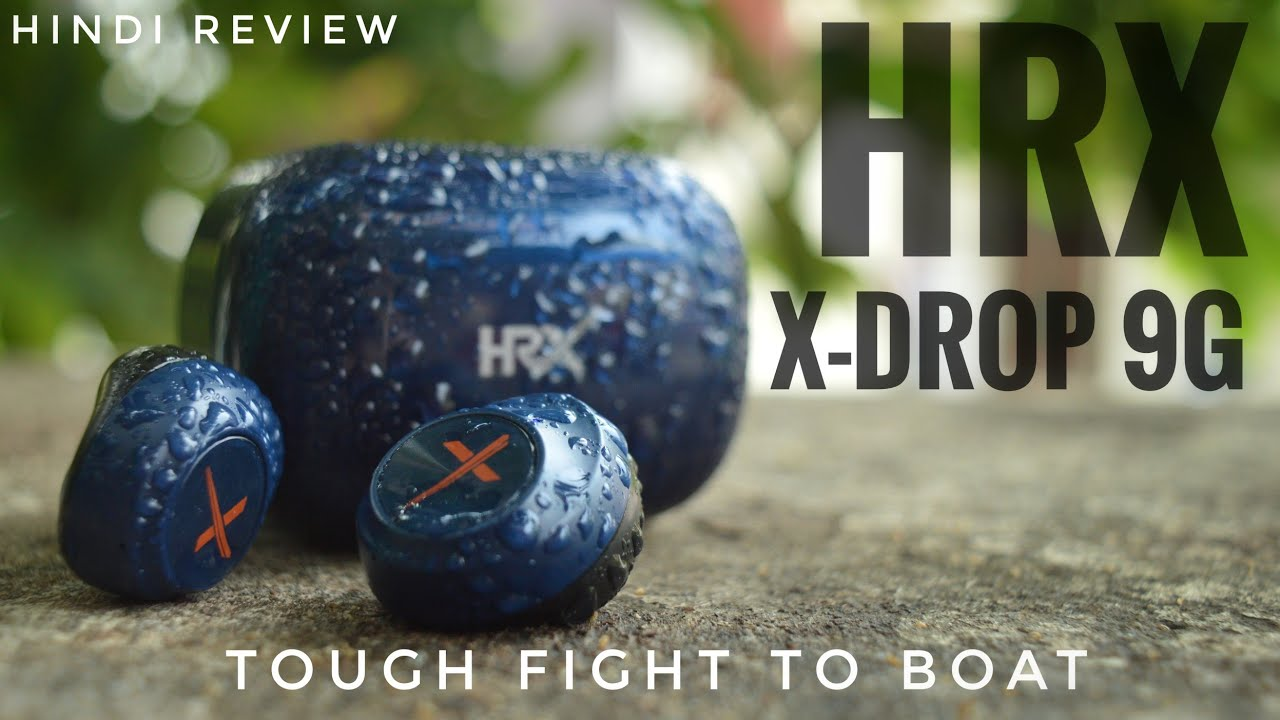 Hrx X-drop9G 😍!! worth the price👍(unboxing + review)