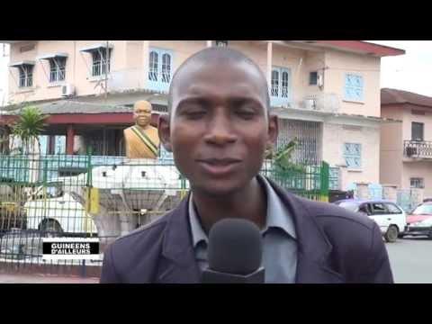 ESPA GUINEEN D'AILLEURS LIBREVILLE