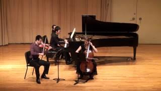 Beethoven: Piano Trio No. 3 in C minor, Op. 1/3 - II. Andante cantabile con variazioni