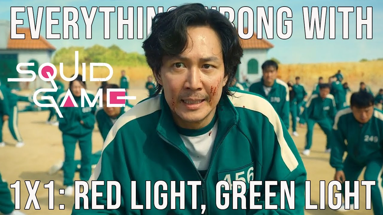 """Download Everything Wrong With Squid Game - """"Red Light, Green Light"""""""