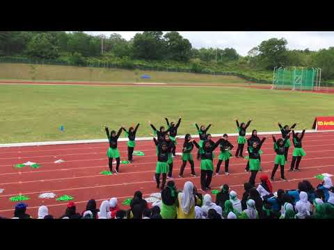 TKC 56th Sports Day - Cheerleading Competition - SD