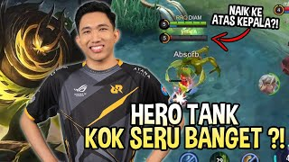 HERO TANK TERSERU DI MOBILE LEGEND !