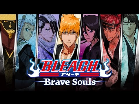 BLEACH BRAVE SOULS - GAMEPLAY IOS/ANDROID
