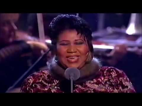 """Aretha Franklin """"Nessun Dorma"""" Liveᴴᴰ (Grammy Awards)"""