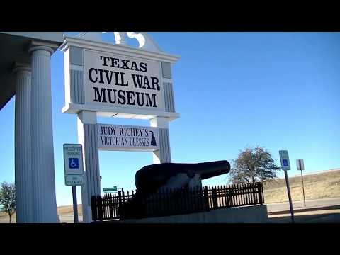 Texas Civil War Museum.