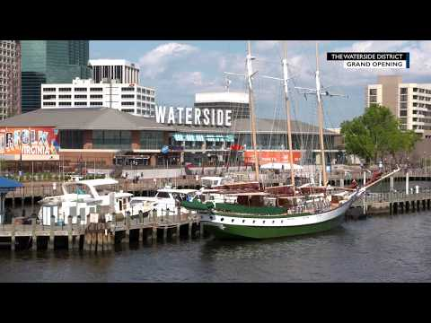 The Waterside District: Grand Opening Ceremony