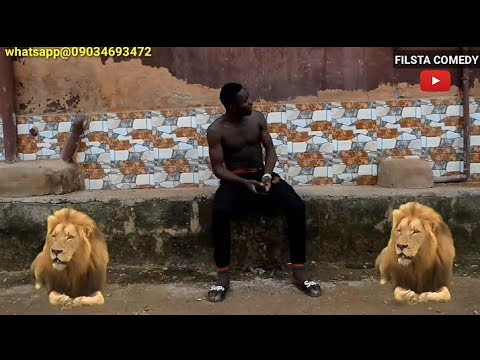 Danger zone (Filsta comedy )(Nigerian comedy )(Real house of comedy)#Treningcomedy2020