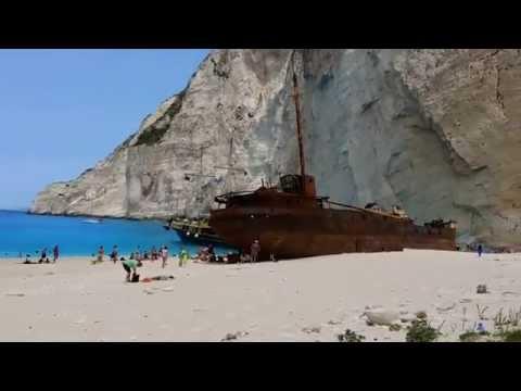 Shipwreck Cove Zakynthos