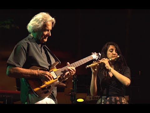 John McLaughlin - 'My Favorite Things' by John Coltrane  - Live at Berklee Valencia Campus