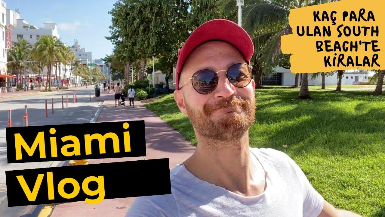 Miami Vlog   LOS ANGELES mı MIAMI mi?   GTA Vice City Mekanları