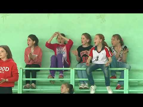 Открытый турнир по волейболу среди школьников прошёл в Уссурийске