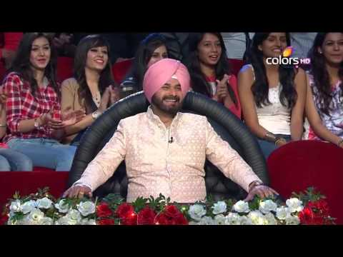 Comedy Nights With Kapil - Shahrukh & Deepika - Happy New Year - 18th Oct 2014 - Full Episode(HD)
