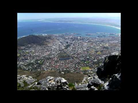 Table Mountain Cable Car View - Cape Town
