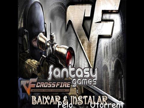 Como Baixar o Crossfire Fantasy Pelo Utorrent - CFFG