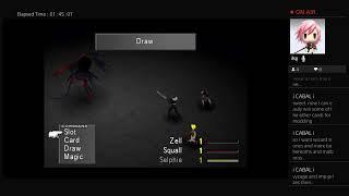 Final Fantasy VIII Remastered (PS4) - Stream 005