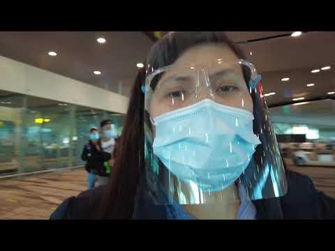 HELLO SINGAPORE! | NAKARATING NA KAMI NG PINAS | terrie habe