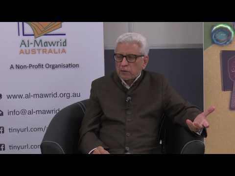 An Interactive Session with Javed Ahmad Ghamidi (Adelaide-Au