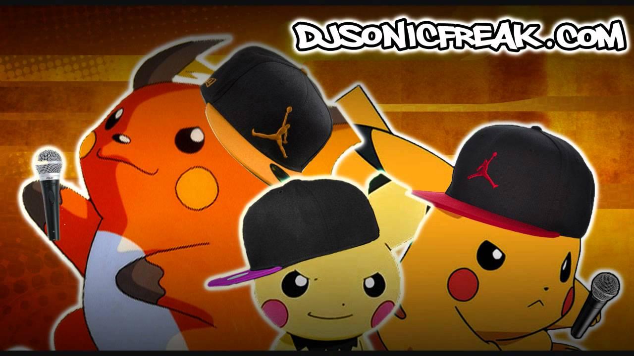 Pichu Pikachu Raichu Rap Song - YouTube Pichu Pikachu Raichu Rap